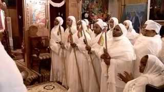 Ethiopian Orthodox Church 2007/2015 YeGetachin YeMedhanitachin YeTinsaie Beal (Winnipeg, Canada) #1