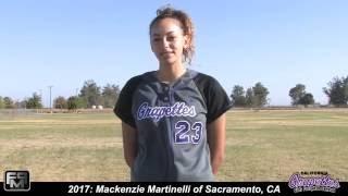 Mackenzie Martinelli