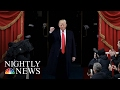The $5 Billion Cost Of Moving President Donald Trump: Exclusive   NBC Nightly News