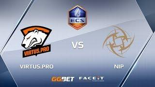 NIP vs VP, ECS Season 5 Europe