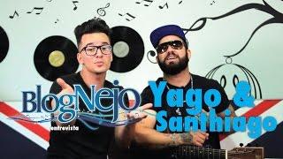 image of Blognejo Entrevista - Yago & Santhiago