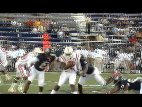 2012 Antonio Andrews Highlights video.