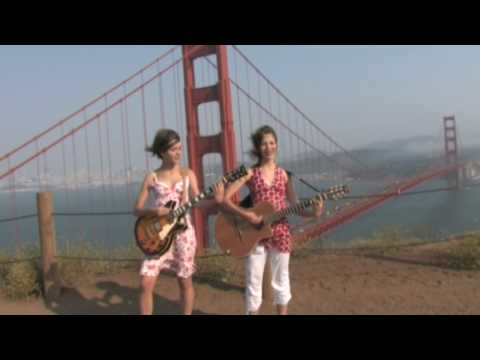 San Francisco - MonaLisa Twins (Scott McKenzie Cover)