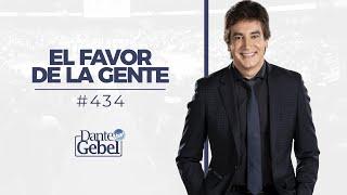 Miniatura de El favor de la gente – Dante Gebel