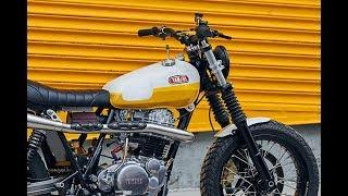 8. Custom of the Week: Yamaha SR500 Scrambler | 2018 Yamaha SR500 Scrambler custom | MOTO INTRODUCTION