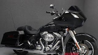 7. 2012 HARLEY DAVIDSON FLTRX ROAD GLIDE CUSTOM  - National Powersports Distributors