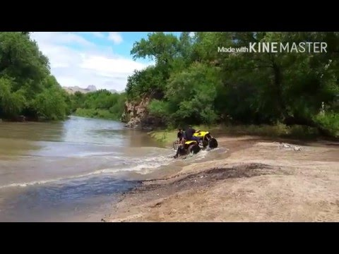 Video gila river az weekend therapy for Gila river fishing