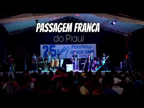 Damásio Neto em Passagem Franca - PI - 25 anos de Emancipação Politica 2008 HD