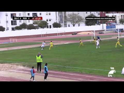Isla Cristina FC vs CD PozoBlanco