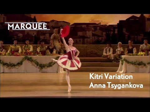 Kitri Variation: Tsygankova (Dutch National Ballet, 2010)