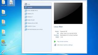 How to Install Linux Mint in a VMware Virtual Machine