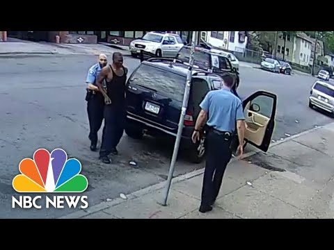 Watch A Minute-To-Minute Breakdown Leading Up To George Floyd's Deadly Arrest   NBC News NOW