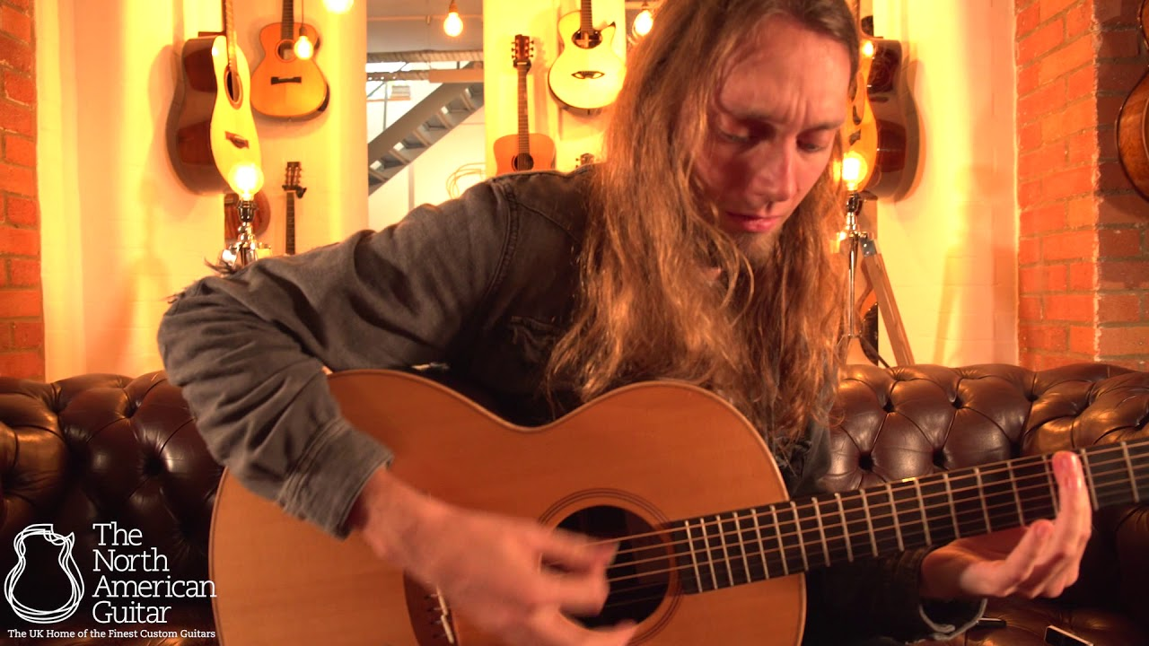 Lowden F32 Acoustic Guitar Played By Mike Dawes