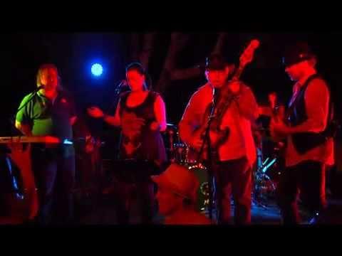 Black Minx Band Live Ladies Day 2014