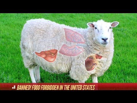 united - Amy Holmes with foods which are surprisingly banned, right here in the US!