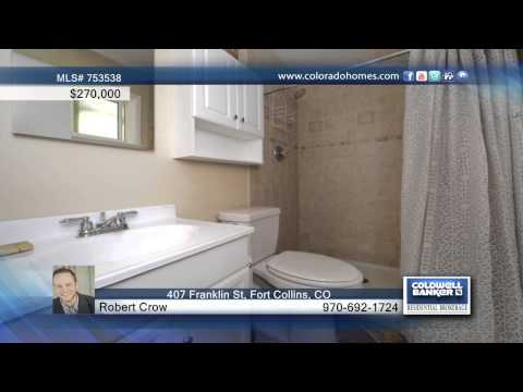 407 Franklin St  Fort Collins, CO Homes for Sale | coloradohomes.com