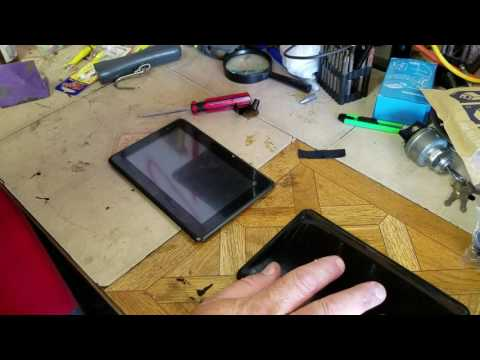 Reset Ematic Tablet to factory Defaults
