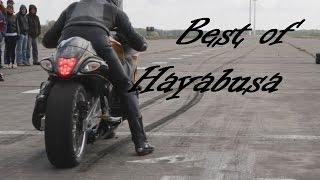 7. Top Speed Kawasaki H2R vs. Suzuki Hayabusa / Ultimated Hayabusa 2016 Turbo 564 HP / Sprint Hayabusa