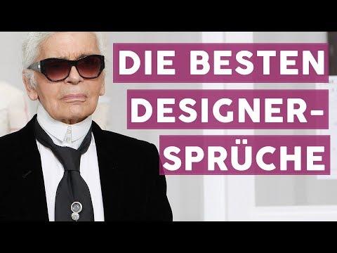 Coco Chanel, Karl Lagerfeld & Co.: Die besten Zitate von Modedesignern | FASHION