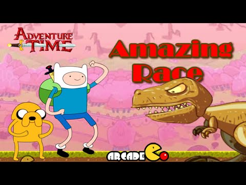 Finn and Jake Adventure in Happy Land Adventure Time
