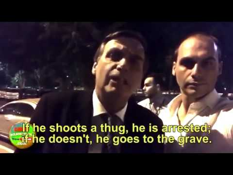 "Jair Bolsonaro ""Elite Squad"" - English Subtitles [EN/SUB]"