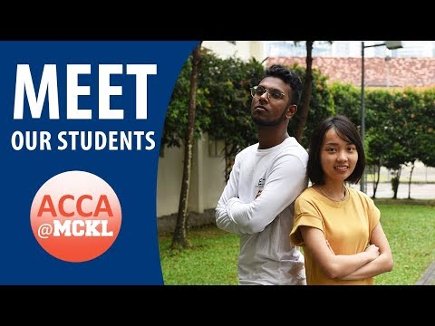 ACCA@MCKL | Why we chose ACCA over an accounting degree