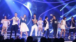 Vietnam Idol 2015 - Chung Kết & Trao Giải - Crush on you & Beautiful Girl - Top 8, Viet nam Idol 2015, than tuong am nhac 2015, than tuong am nhac viet nam 2015