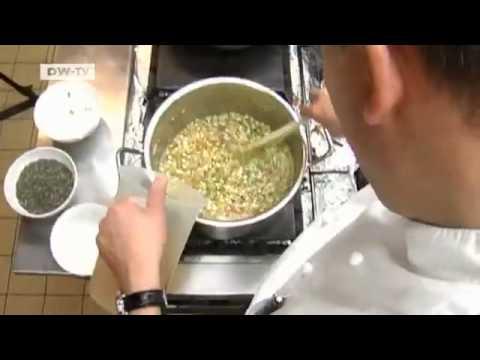Zanderschnitte und geröstete Eierspätzle | euromaxx