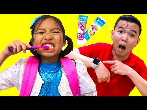 Download Put On Your Shoes Song  Wendy Pretend Play Morning Routine Brush Teeth Nursery Rhymes Kids Songs hd file 3gp hd mp4 download videos