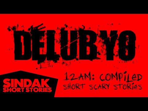Short Tagalog Horror Story - DELUBYO | Fiction Mystery Thriller Story | SINDAK