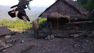 Tub Losxab 3 Hmong Story (Ntu Losxab mus kawm ntawv)