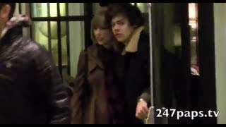 Harry Styles and Taylor Swift (Haylor) at a birthday party together in NYC