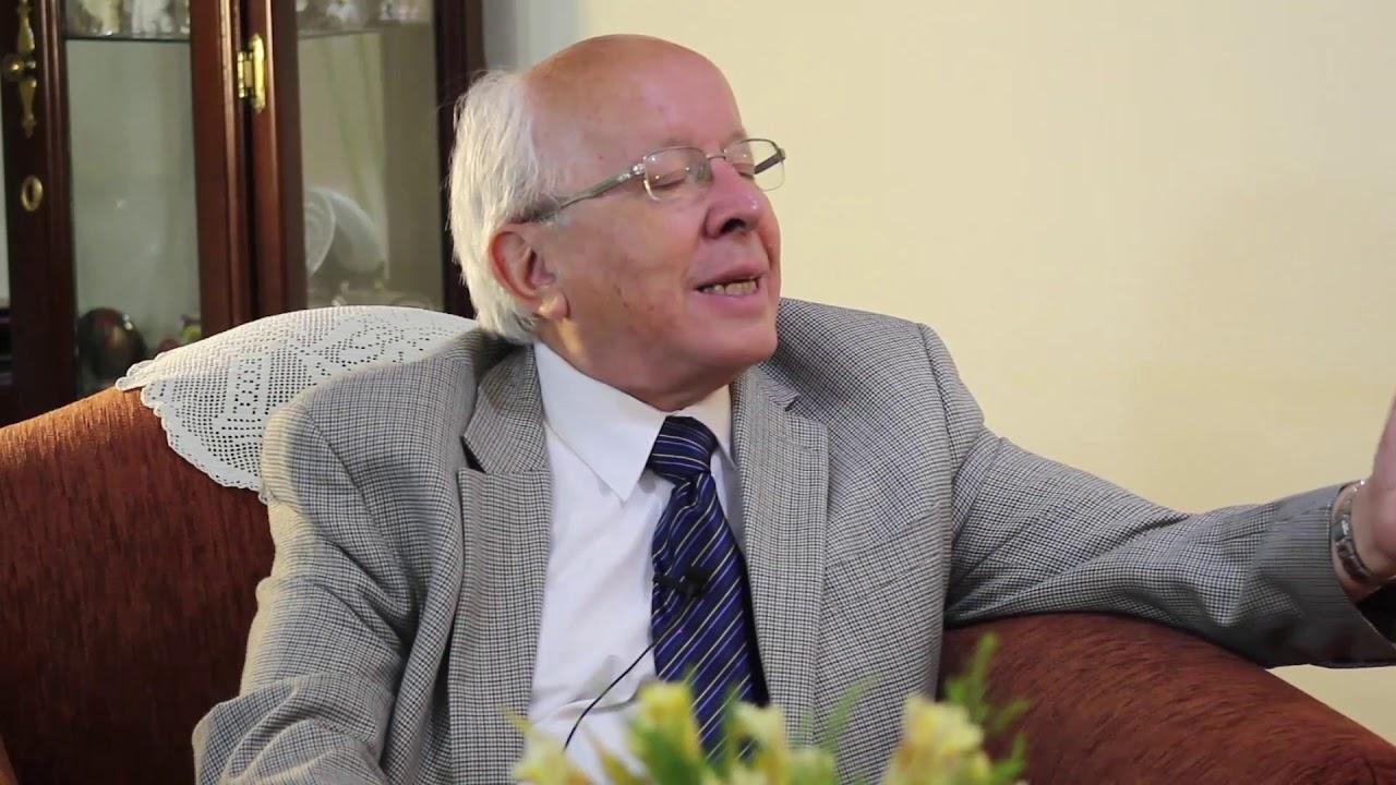 HABLANDO NOS ENTENDEMOS - INVITADO DR OSWALDO ENCALADA VÁSQUEZ TEMA SU OBRA