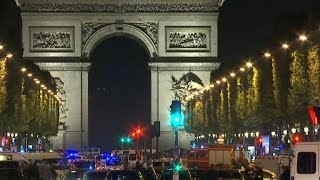 ISIS claims responsibility for Paris attack