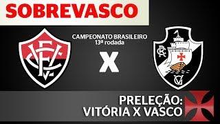 As expectativas e as informações sobre o confronto entre Vitória e Vasco pela 13ª rodada do campeonato brasileiro. Confere aí!Conheça o canal do Vascaíno Sincero: https://www.youtube.com/channel/UCt3EdO4PJQDjbqcd_0Z5Avwcurta nossa Fan-page no Facebook: http://facebook.com/sobrevascoentre no nosso grupo fechado no Facebook: https://www.facebook.com/groups/576873982492588siga nosso twitter: http://twitter.com/sobrevascoentre no nosso grupo no Telegram: https://telegram.me/SobreVasco ✠ ✠ ✠ ✠ ✠ ✠ ✠ ✠ ✠ ✠ ✠ SAUDAÇÕES VASCAÍNAS✠ ✠ ✠ ✠ ✠ ✠ ✠ ✠ ✠ ✠ ✠
