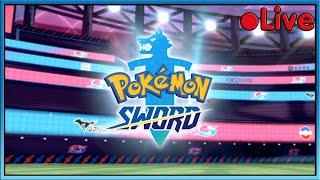 Pokemon Sword - Legendary Pokemon - • Live