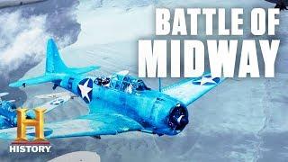 Video Battle of Midway Tactical Overview – World War II | History MP3, 3GP, MP4, WEBM, AVI, FLV Januari 2019