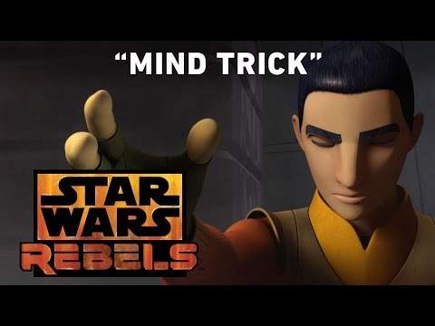 Star Wars Rebels Season 3 Clip 'Mind Trick'