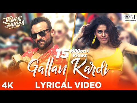Video Gallan Kardi -Jawaani Jaaneman| | Jazzy B, Jyotica T |Saif Ali Khan,Tabu, Alaya F | New Punjabi Song download in MP3, 3GP, MP4, WEBM, AVI, FLV January 2017