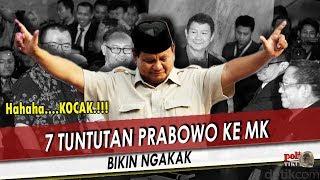 Video BERITA TERBARU HARI INI ~ BARU 26 MEI 2019 ~ 7 Tuntu (tan) Prabowo Ke MK MP3, 3GP, MP4, WEBM, AVI, FLV Mei 2019