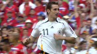 Video Miroslav Klose's 16 World Cup Goals - World Record MP3, 3GP, MP4, WEBM, AVI, FLV November 2018