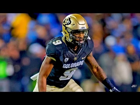 Best Coverage Safety in College Football || Colorado Safety Tedric Thompson Career Highlights ᴴᴰ