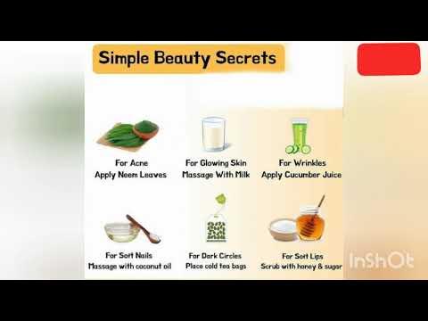 Beauty Secret Tips    Homemade Face Problmes Solution😲😍