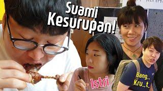 Video BANGKRUT AKU | Suami Istri Korea Pertama Kali Nyobain Makanan Indonesia!! MP3, 3GP, MP4, WEBM, AVI, FLV September 2018