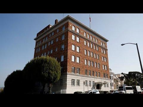 Επικοινωνία Λαβρόφ-Τίλερσον για το κλείσιμο του προξενείου στο Σαν Φρανσίσκο