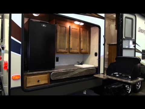 Keystone RV thumbnail for Video: Wide body construction is now lighter and strong with larger holding tanks and increased living space