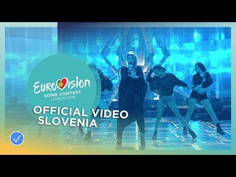 Lea Sirk - Hvala, ne - Slovenia - Official Video - Eurovision 2018