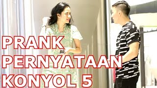 Video PRANK PERNYATAAN/PERTANYAAN KONYOL 5 - Prank Indonesia MP3, 3GP, MP4, WEBM, AVI, FLV September 2018
