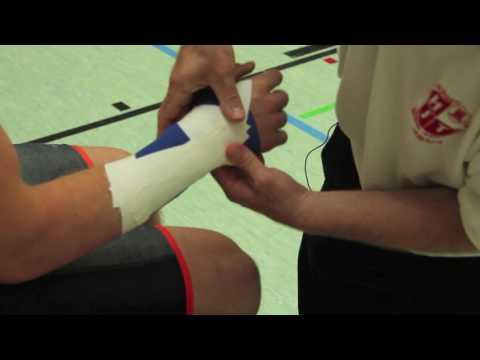 Handgelenk Stabilisation Tape