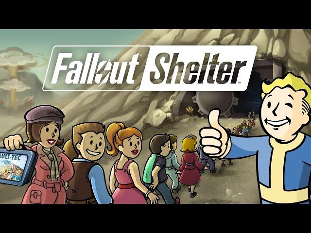 Видео к игре Fallout Shelter
